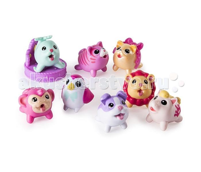 Игровые наборы Chubby Puppies Игровой набор Упитанные собачки из 10 предметов 56735-v play doh игровой набор магазинчик домашних питомцев
