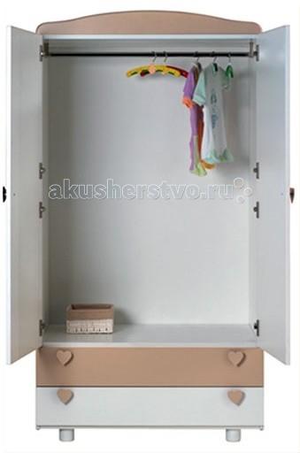 Аксессуары для мебели Baby Italia Дополнительная полка для широких шкафов