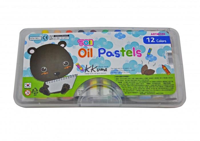 Карандаши, восковые мелки, пастель TOII Пастель масляная 12 цветов пастель масляная 48 цветов 293200
