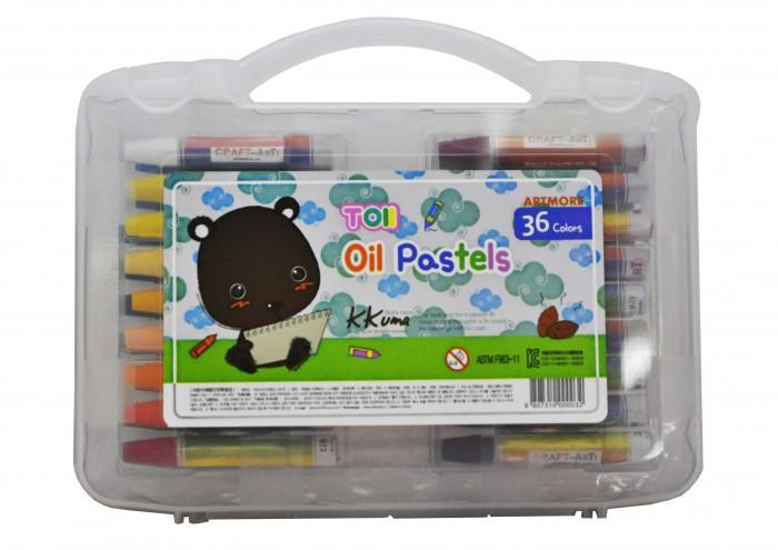 Карандаши, восковые мелки, пастель TOII Пастель масляная 36 цветов пастель масляная 48 цветов 293200