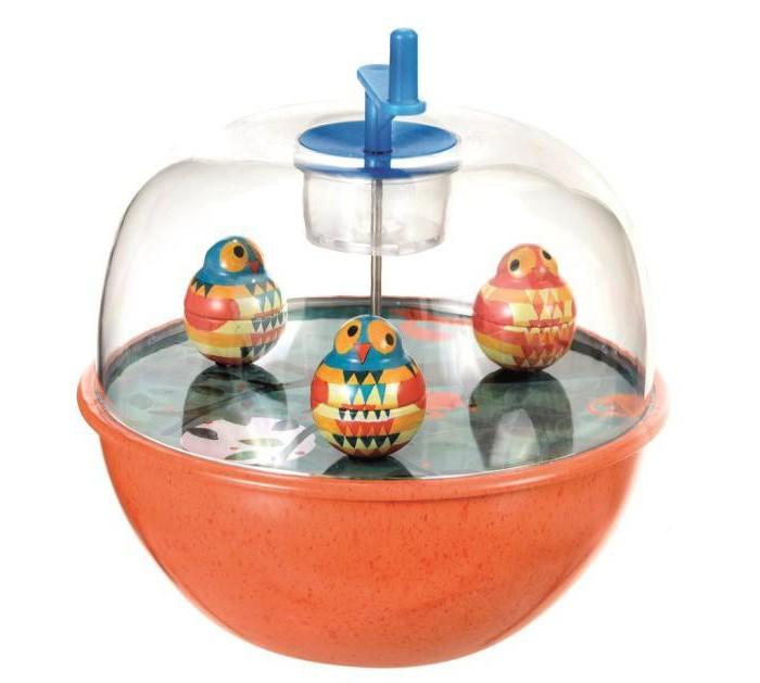 Развивающие игрушки Egmont Музыкальная Юла Совы, Развивающие игрушки - артикул:463011
