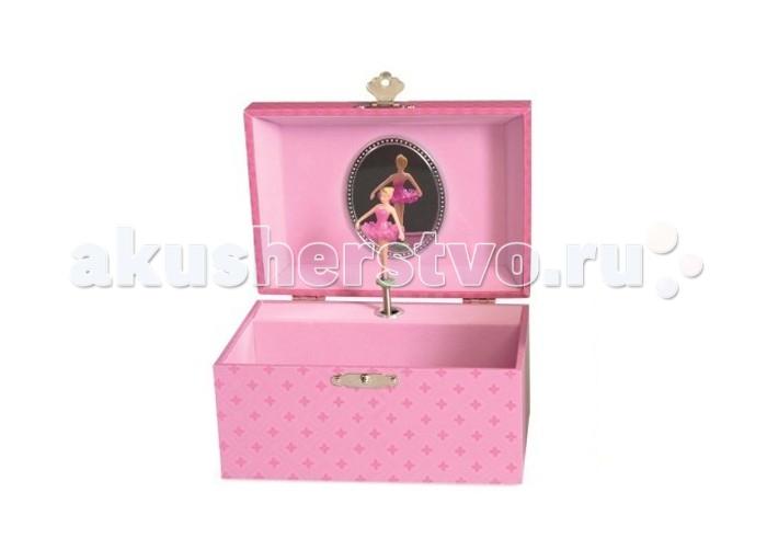 Детская мебель , Шкатулки Egmont Музыкальная шкатулка Принцесса арт: 463046 -  Шкатулки