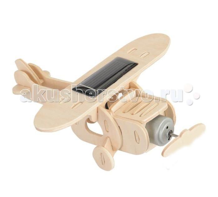 Пазлы Egmont 3D-пазл Самолет двигатель на солнечной батарее эгмонт ночник мишка эрнест egmont