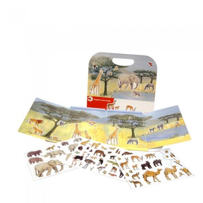 Настольные игры Egmont Магнитная игра Джунгли 630651 ночники egmont ночник мишка эрнест