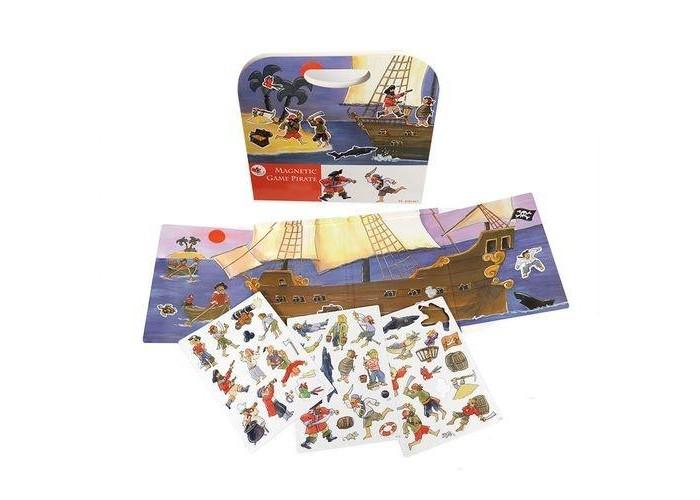 Настольные игры Egmont Магнитная игра Пиратский корабль эгмонт ночник мишка эрнест egmont