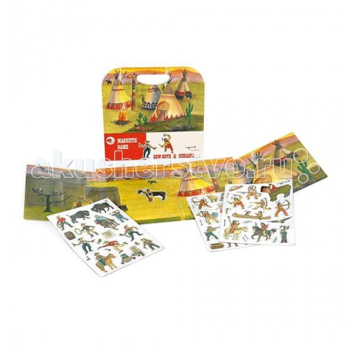Egmont Магнитная игра Индейцы
