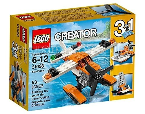 Lego Lego Creator 31028 Лего Криэйтор Гидроплан dunlop winter maxx wm01 185 70 r14 88t