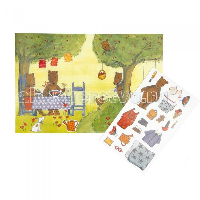 Настольные игры Egmont Детская настольная магнитная игра День медвежонка egmont настольная лампа