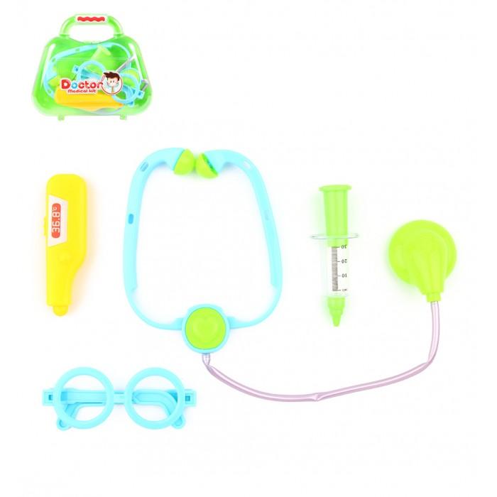 Ролевые игры Игруша Игровой набор Доктор ES-HJ047A ролевые игры игруша игровой набор продукты 10 предметов