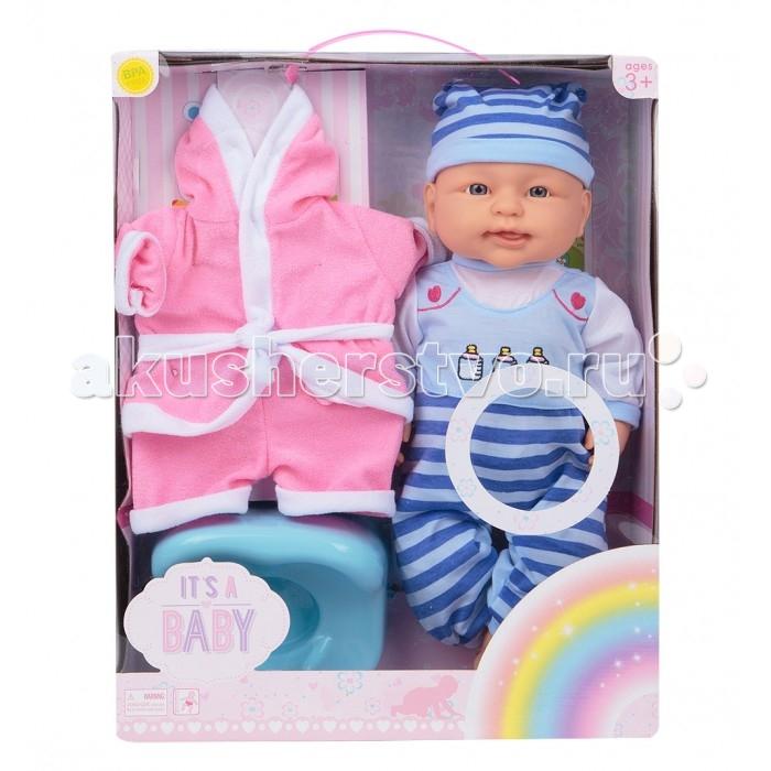 Куклы и одежда для кукол Игруша Набор Пупс 39 см куклы win goal кукла пупс