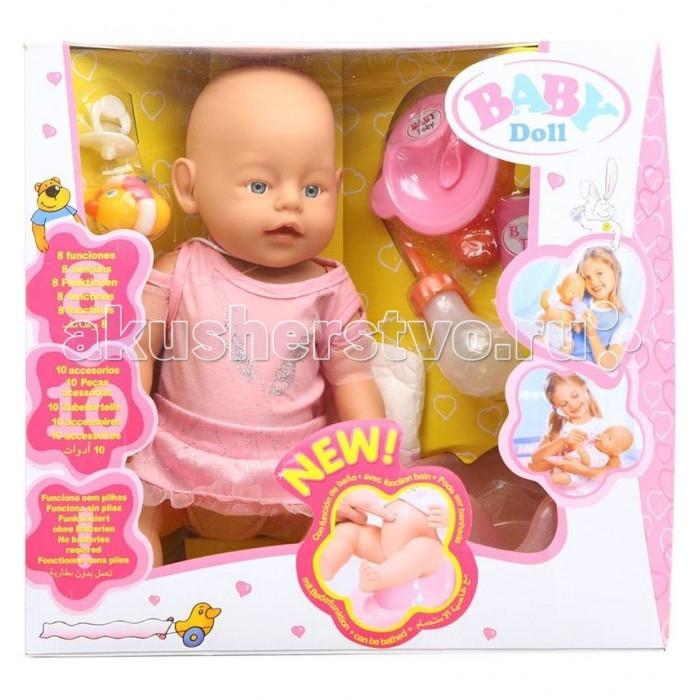 Купить Куклы и одежда для кукол, Игруша Пупс с аксессуарами HD-T9260 35 см