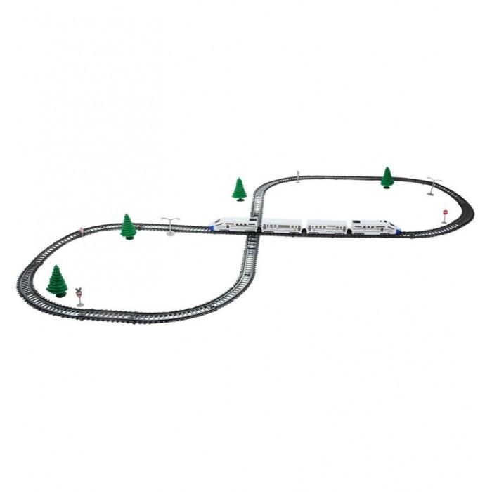 Brio Железная дорога с грузовым поездом, 18 элементов