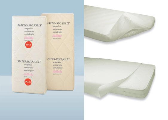 Матрас Italbaby Jolly 125х63Jolly 125х63Легкие, не деформирующиеся матрасы с антиаллергенными свойствами из эластичного полиуретана.   Размеры: 63х125х11 см Состав: внутри - эластичный полиуретан, снаружи - 35% вискоза, 65% - полиэстер<br>
