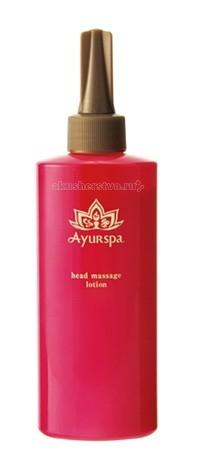 Косметика для мамы Ayurspa Аюрведический бальзам для питания и увлажнения волос 200 мл масло амлы для волос baraka