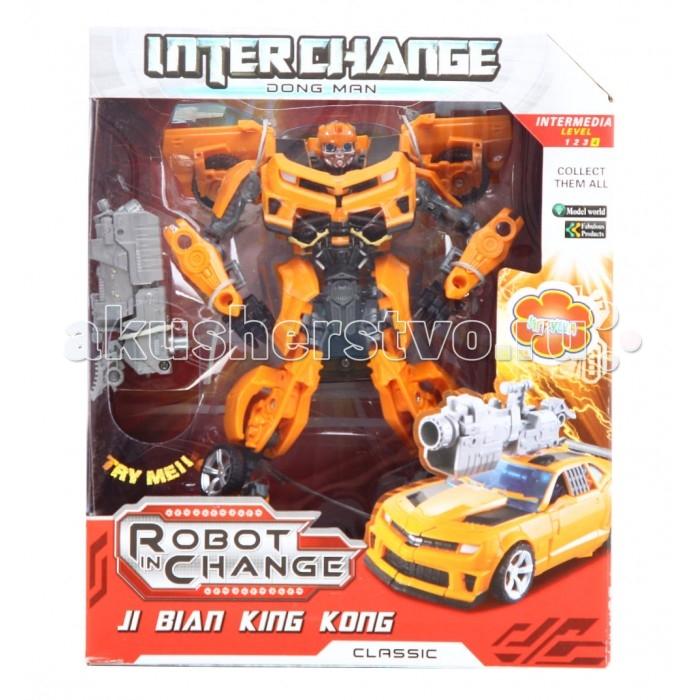 Роботы Игруша Робот-машина 20 см