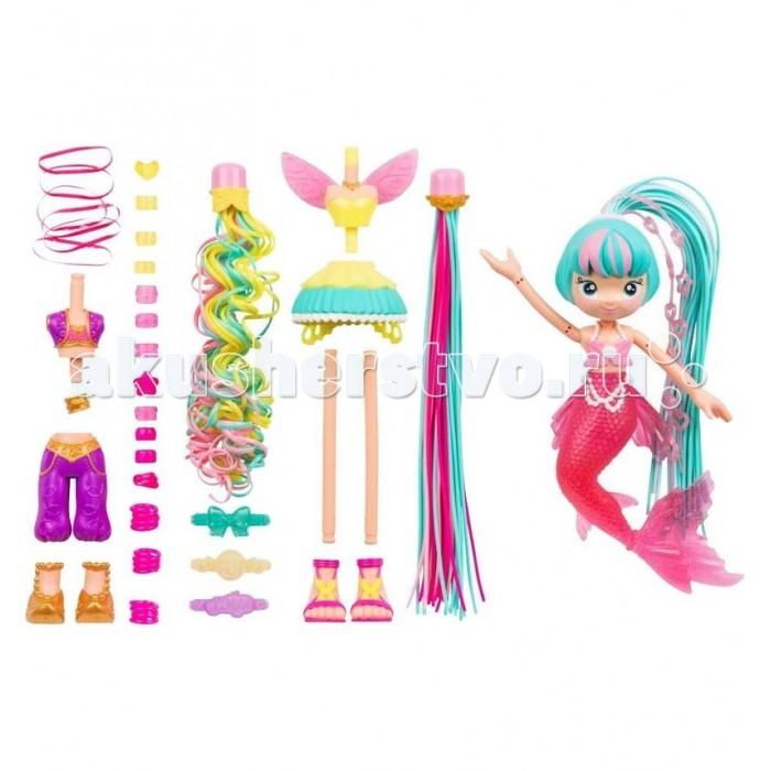 Куклы и одежда для кукол Betty Spaghetty Игровой набор Бетти Спагетти Модные прически S2 сестричка бетти