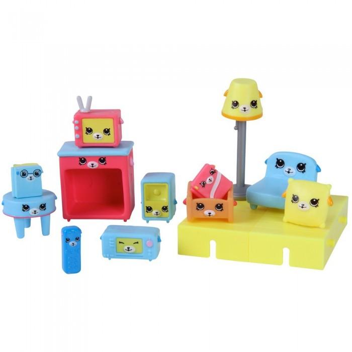 Игровые наборы Happy Places Игровой набор для декора Петкинс Щенки для гостиной игровые наборы esschert design набор игровой kg118