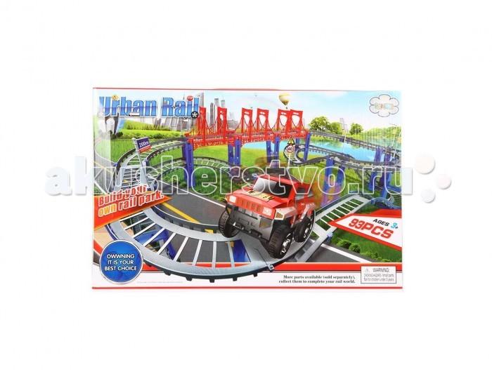 Машины Игруша Трек i-888-9 машины игруша машина i 8075 i 8083