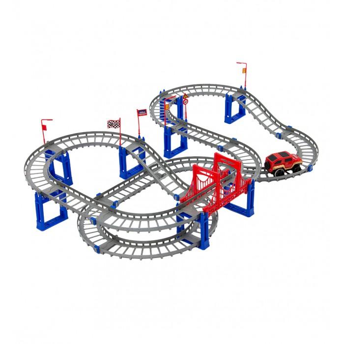 Машины Игруша Трек i-888-8 машины игруша машина i 8075 i 8083