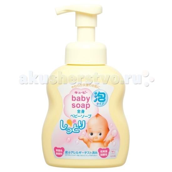 Косметика для новорожденных Cow Увлажняющее жидкое мыло-пенка для тела  400 мл  недорого