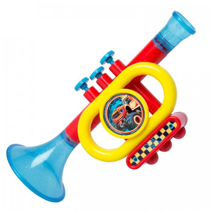 Музыкальные игрушки Вспыш Труба волшебная труба