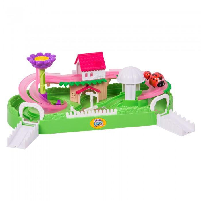 Игровые наборы Little live Pets Большой игровой набор Летний сад palace pets игровой набор пони невеличка питомец бель