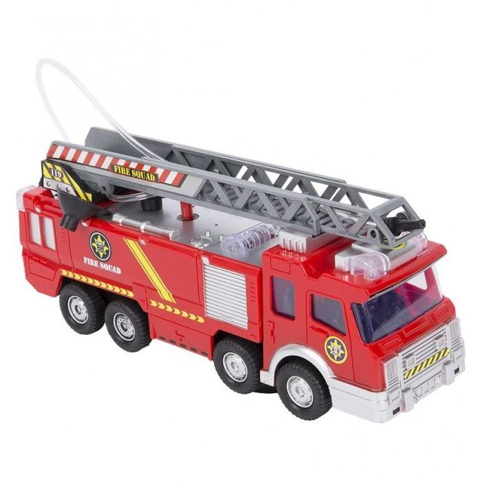 Машины Zhorya Пожарная машина с водяной пушкой ZYB-B0724 машины zhorya автобус на р у zyb 00126 2