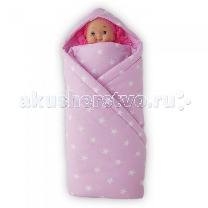 Конверты на выписку LovelyCare Конверт-одеяло Маленькая звездочка (весна/осень) звездочка для редуктор z 15 в воронеже