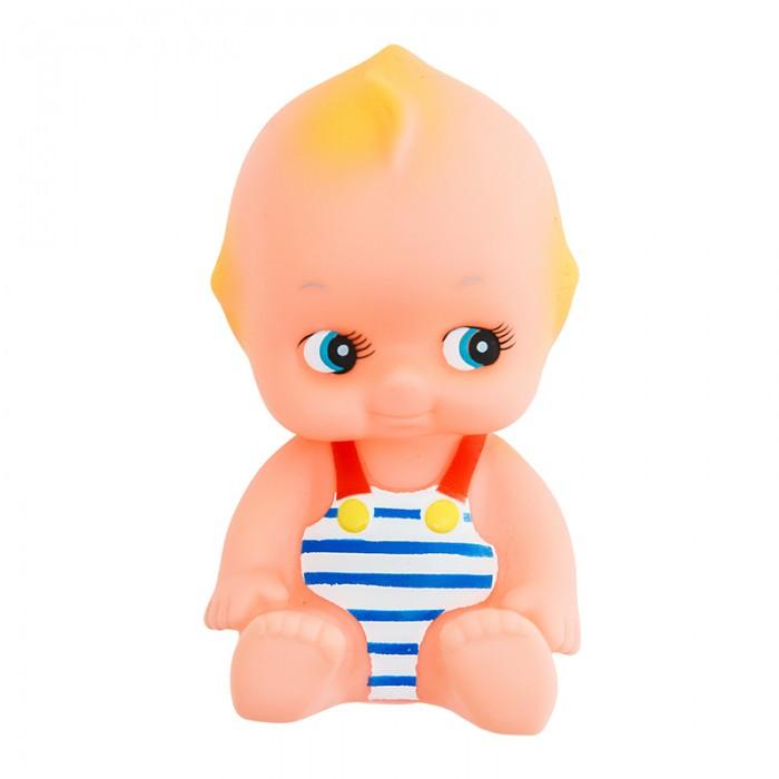 Игрушки для ванны ПОМА Малыш Женечка с пищалкой мягкая мебель идель где в мурманске