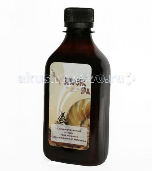 Косметика для мамы Jurassic Spa Концентрированный экстракт трав от выпадения волос 250 мл недорого