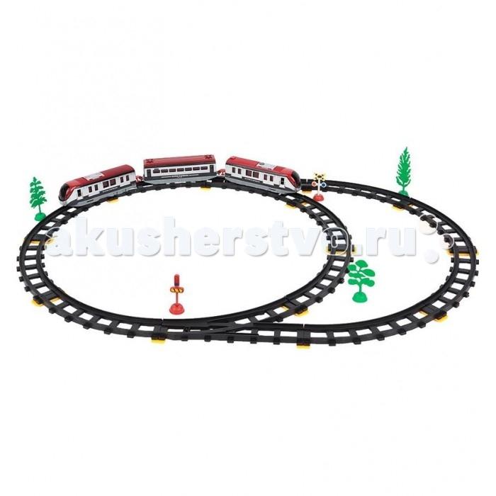 Железные дороги Tongde Железная дорога - Современный метрополитен 308 см железная кость