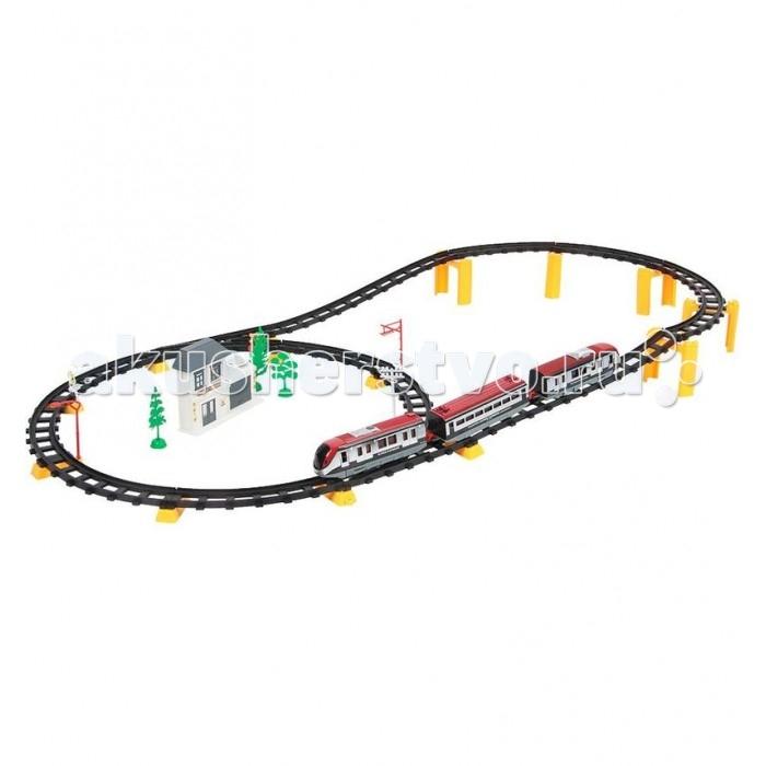 Железные дороги Tongde Железная дорога - Современный метрополитен 396 см железная кость
