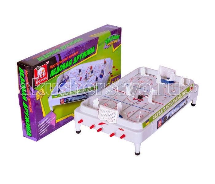 Настольные игры S+S Toys Настольная игра Хоккей 50pcs lot lt1054cn8 lt1054 dip 8 original ic kit