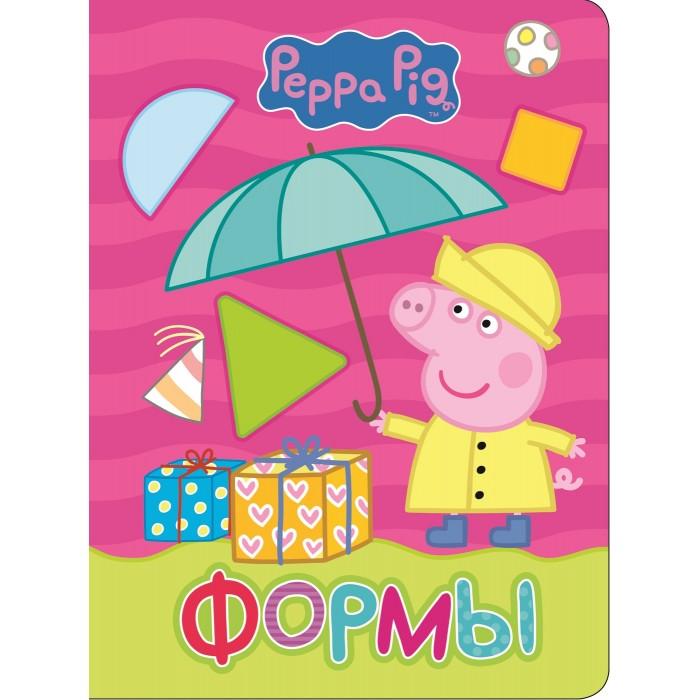 Раннее развитие Свинка Пеппа (Peppa Pig) Формы набор для лепки peppa pig свинка пеппа