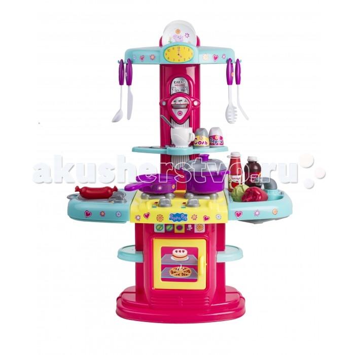 Ролевые игры Свинка Пеппа (Peppa Pig) Кухня