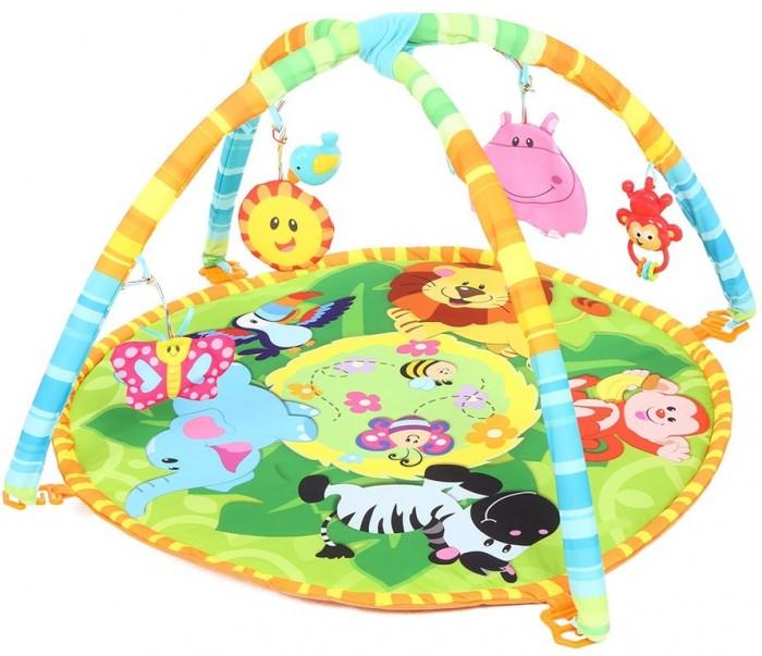 Развивающие коврики Winfun Джунгли развивающие игрушки winfun телефон музыкальный развивающий