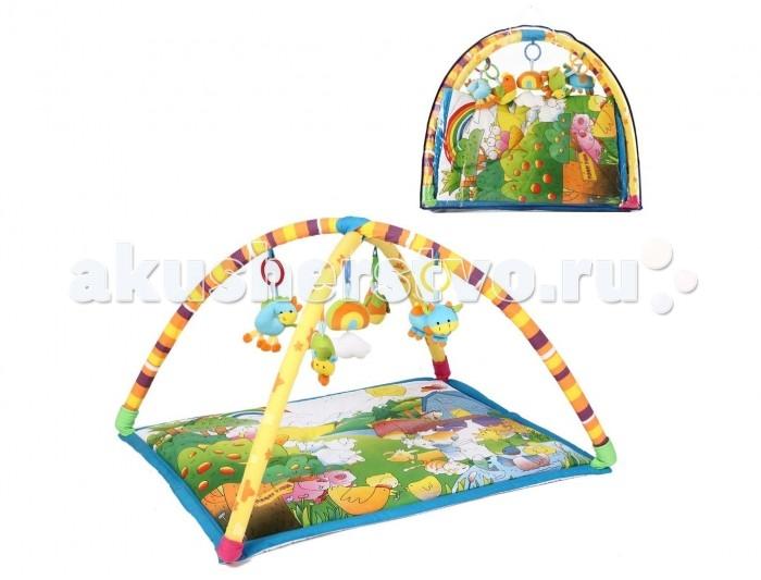 Развивающие коврики Leader Kids LKT0042 коврик напольный vortex вологодский 20092