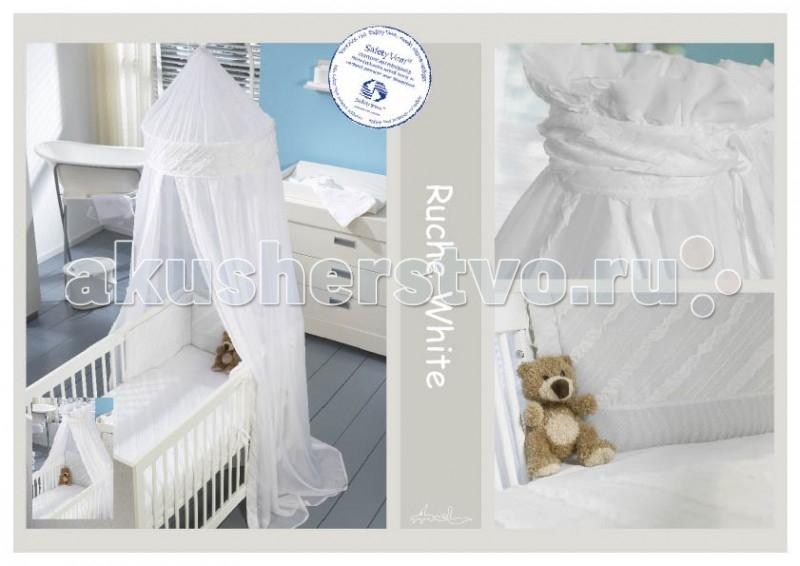 Картинка для Постельное белье Anel Baby Ruche White (2 предмета)