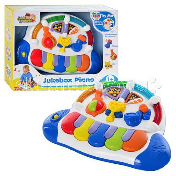 Музыкальные игрушки Happy Kid Toy Пианино 3857T банкетку для пианино в новокузнецке