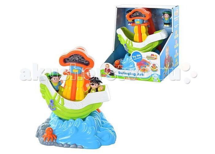Купание малыша , Игрушки для ванны Happy Kid Toy Игрушка для купания Кораблик арт: 468116 -  Игрушки для ванны