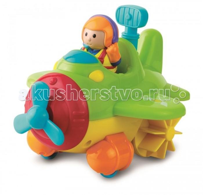 Купание малыша , Игрушки для ванны Happy Kid Toy Игрушка для купания Водный транспорт гидроплан арт: 468136 -  Игрушки для ванны
