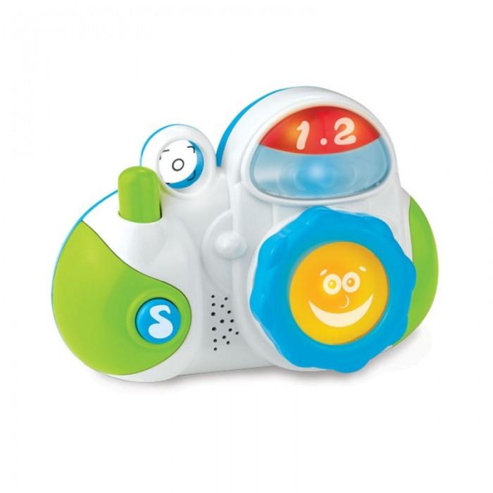 Музыкальные игрушки Happy Kid Toy Мой первый фотоаппарат игрушка электронная мой первый ноутбук