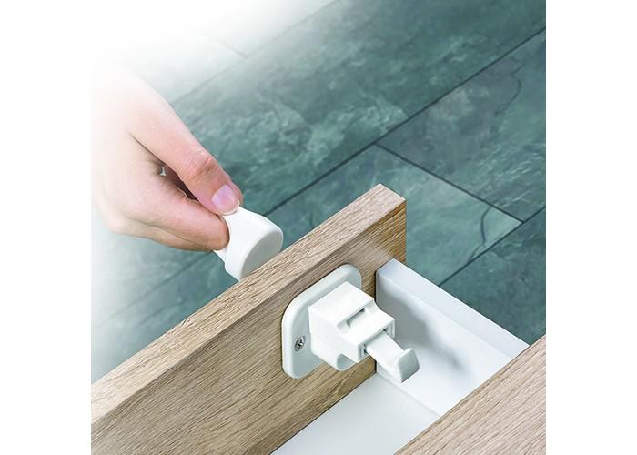 Безопасность ребенка , Блокирующие устройства Safe&Care Блокировка магнитная с ключом 2 шт. арт: 468336 -  Блокирующие устройства