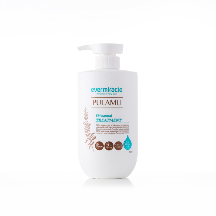 Pulamu Восстанавливающий кондиционер для волос 500 мл