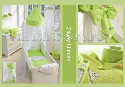 Картинка для Постельное белье Anel Baby Joupy Limoen (2 предмета)