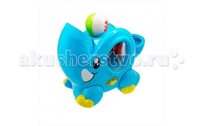 Развивающие игрушки Happy Kid Toy Цирковой слоненок, Развивающие игрушки - артикул:468571
