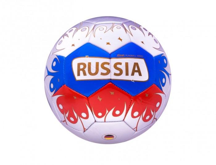 Мячи Jogel Мяч футбольный Russia №5 мячи для мини футбола селект супер лига