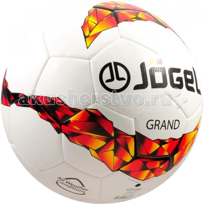 Мячи Jogel Мяч футбольный JS-1000 Grand №5 мяч футбольный jogel light цвет белый размер 4 js 550
