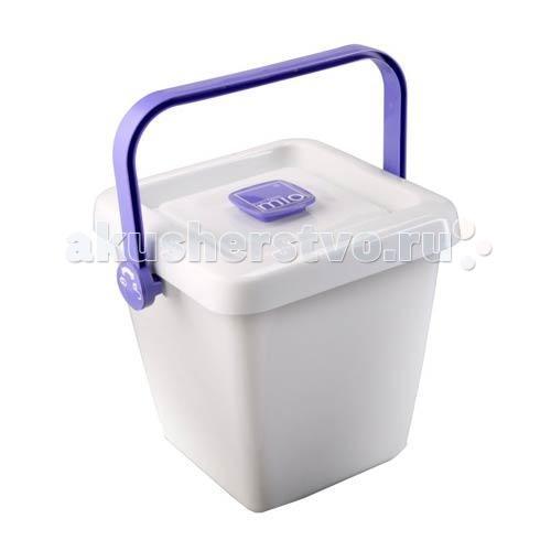 Гигиена и здоровье , Утилизаторы подгузников Bambino Mio Ведро для использованных подгузников арт: 46914 -  Утилизаторы подгузников