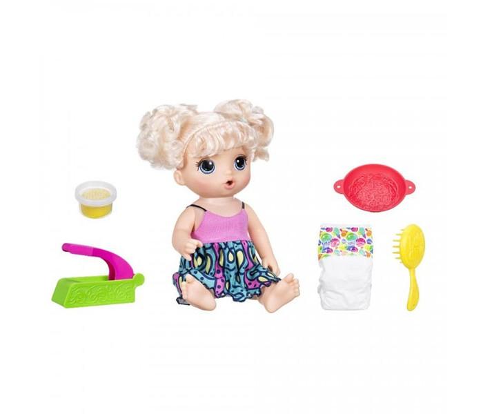Картинка для Baby Alive Hasbro Малышка хочет есть